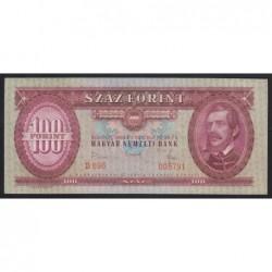 100 forint 1968