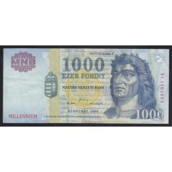 1000 forint 2000 DC