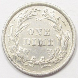 1 dime 1897