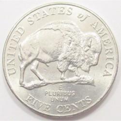 5 cents 2005 D