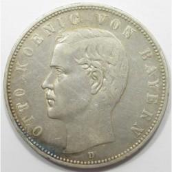 5 mark 1902 D