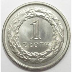 1 zloty 1992