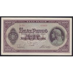 100 pengõ 1945