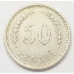 50 pennia 1937