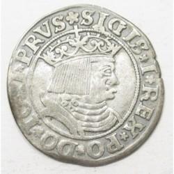 Sigismund I. groschen 1531