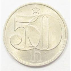 50 haleru 1985