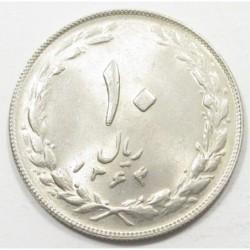 10 rials 1983