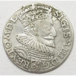 Sigismund III. 3 groschen 1694 - Marienberg
