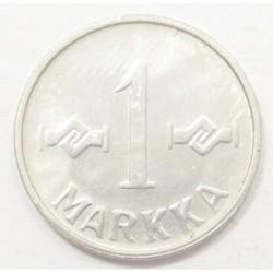 1 markka 1957