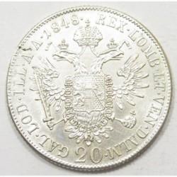 Ferdinand I. 20 kreuzer 1848 A