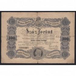 100 forint 1848
