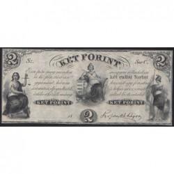 2 forint 1852 C