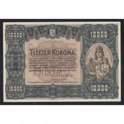 10000 korona 1920 - MINTA