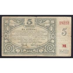 5 korona 1919 - Sopron
