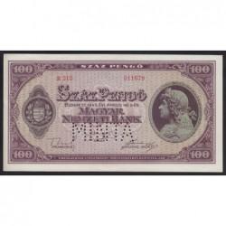 100 pengõ 1945 - MINTA