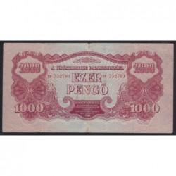 1000 pengő 1944