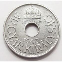 20 fillér 1943