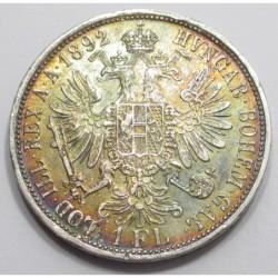 1 florin 1892