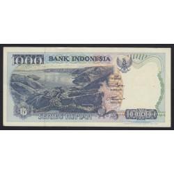 1000 rupiah 1996