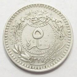 5 para 1910