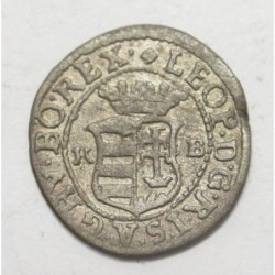 Leopold I. denar 1694 KB