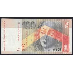 100 korun 2001