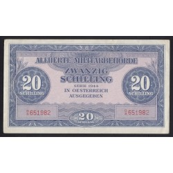 20 schilling 1944