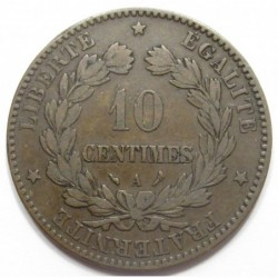 10 centimes 1897 A