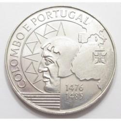 200 escudos 1991 - Columbus and Portugal