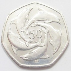 50 pence 2003