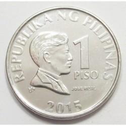 1 peso 2015