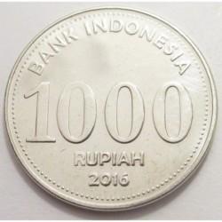 1000 rupiah 2016
