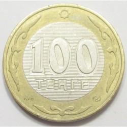 100 tenge 2004
