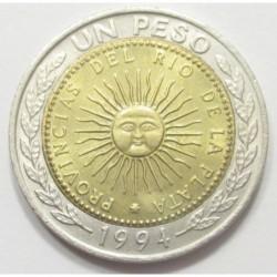 1 peso 1994
