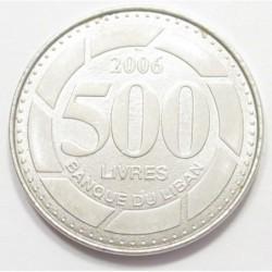 500 livres 2006