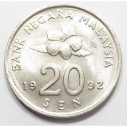 20 sen 1992