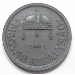 2 fillér 1943