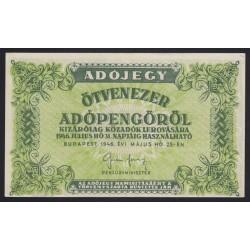 50000 adópengõ 1946