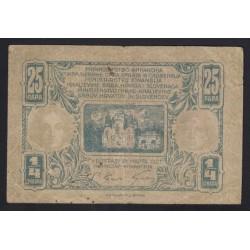25 para 1921