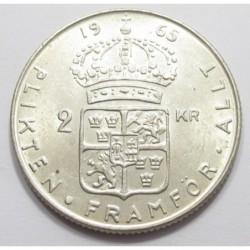 2 kronor 1965