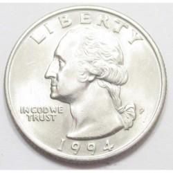 quarter dollar 1994 P