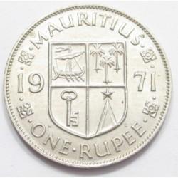 1 rupee 1971