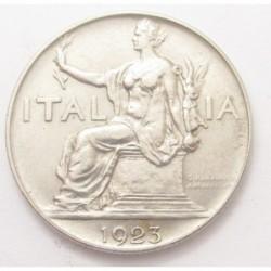 1 lira 1923