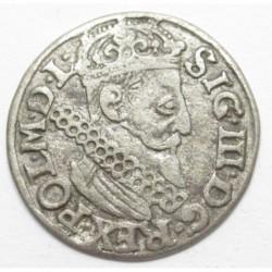 Sigismund III. 3 groschen 1622 - Krakow