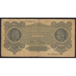 10000 marek 1922