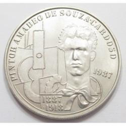 100 escudos 1987 - Amadeu de Souza Cardoso