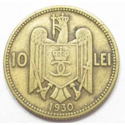 10 lei 1930 KN