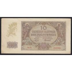 10 zlotych 1940