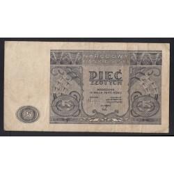 5 zlotych 1946