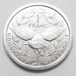 1 franc 2002